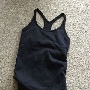 LULULEMON EBB TO STREET TANK BLACK 6